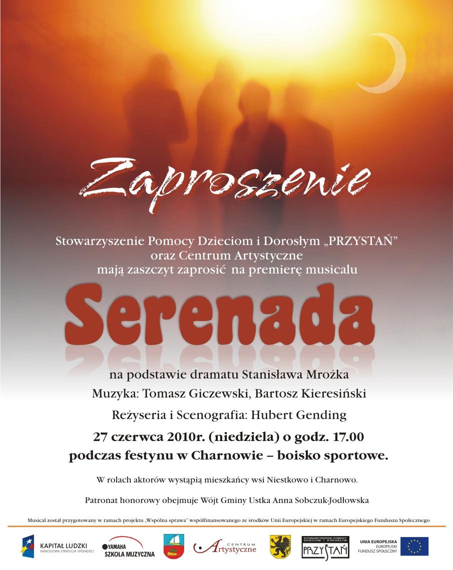 mailing serenada
